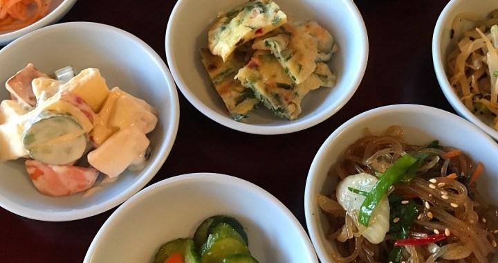 LA Yimonae dishes