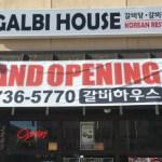 Galbi House in LA