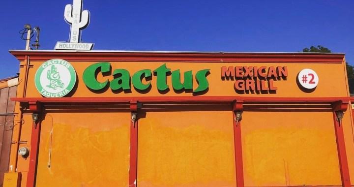 Cactus Taqueria #2