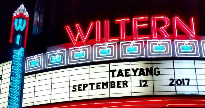Taeyang Concert in Los Angeles