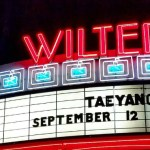 Taeyang Concert in Los Angeles