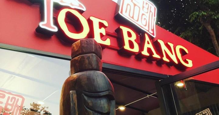 Toe Bang Cafe LA