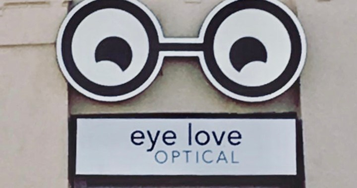 Eye Love Optical in Koreatown