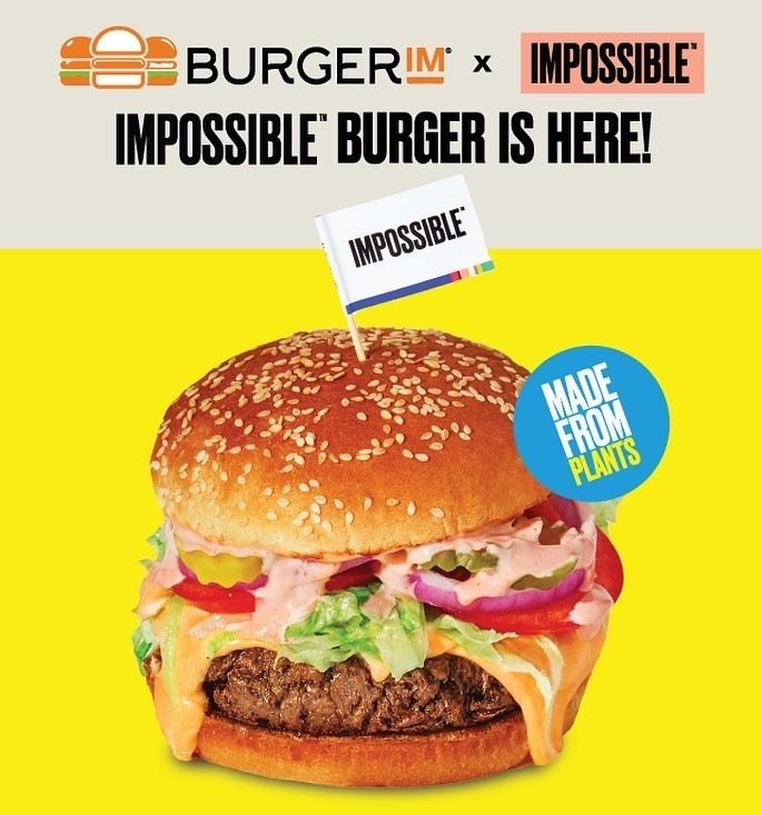 Burgerim Impossible Burger