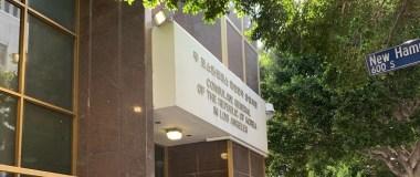 South Korea's Consulate in LA