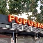 Pupusas food truck