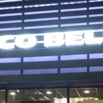 Taco Bell in Koreatown