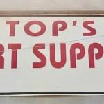 Tops Art Supplies Ktown