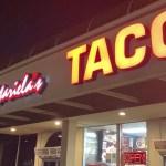 Mariela's Taco Restaurant in Koreatown LA