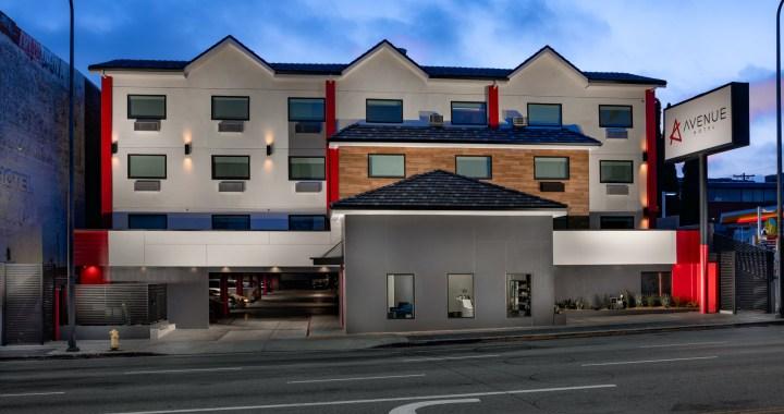 Western Avenue Hotel