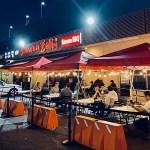 Koreatown BBQ restaurant