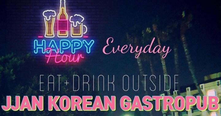 Happy Hour Koreatown