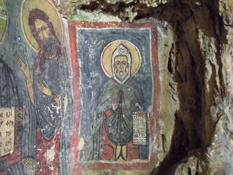 Cave of Agia Sofia in Mylopotamos