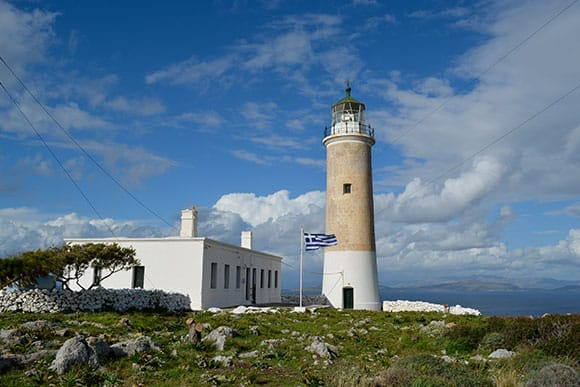 Moudari Lighthouse