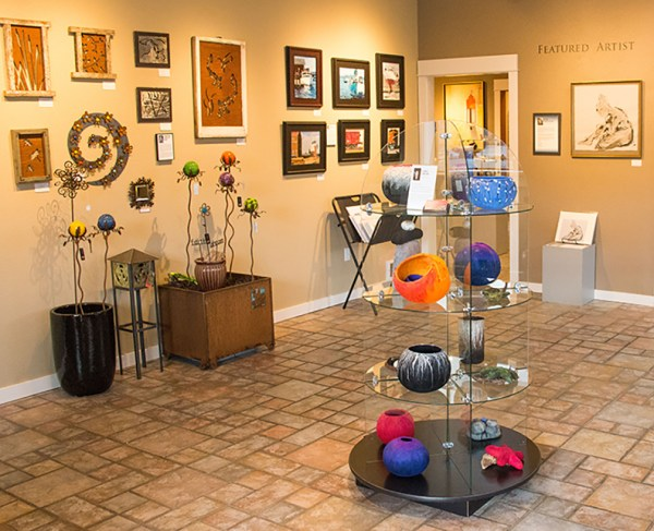 Art Gallery in Langley Whidbey