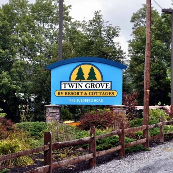 Twin Grove Park and Campground