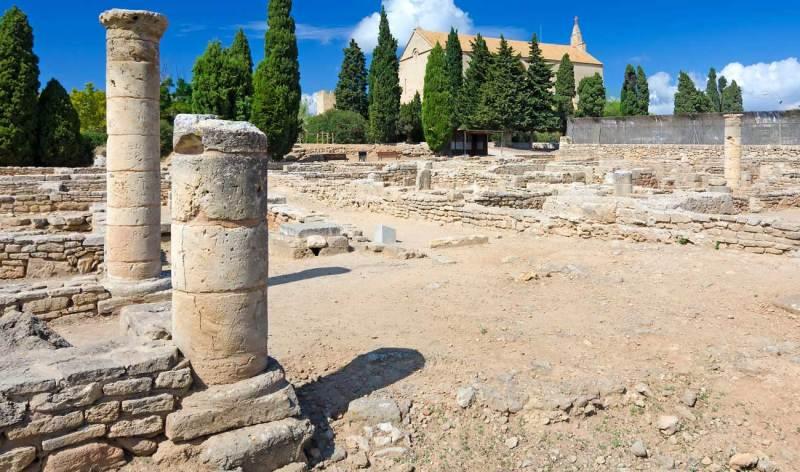 Roman Ruins Alcudia