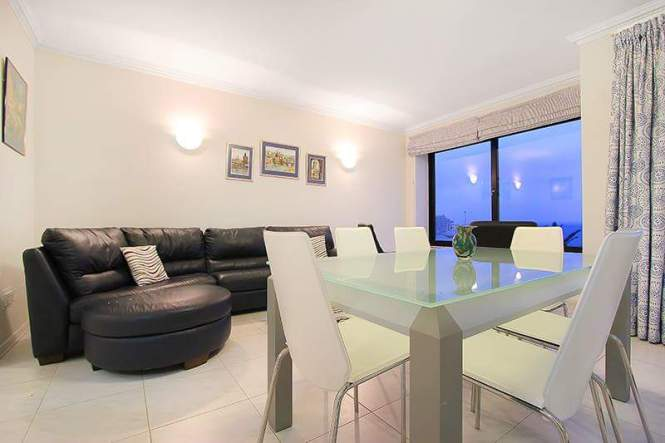 3 Bed Modern Seafront Apartment Sliema