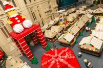 Manchester Christmas Markets at Legoland Discovery Centre, Intu Trafford Centre
