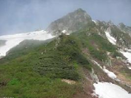 中央アルプス 木曽駒ヶ岳・宝剣岳