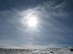 冬の太陽さん