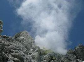 焼岳 (中の湯ルート往復)