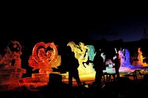The Ice Sculpture Festival