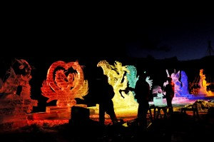 The Ice Sculpture Festival