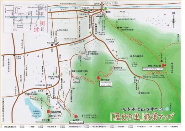 Map with English - click to download