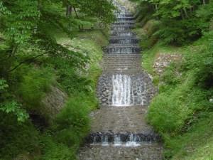隱身山林間的寺廟—牛伏寺