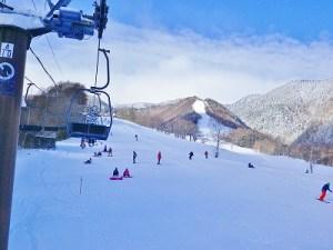 Mt.乗鞍スノーリゾートのゲレンデがオープンしました!