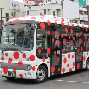 周遊バス<タウンスニーカー>