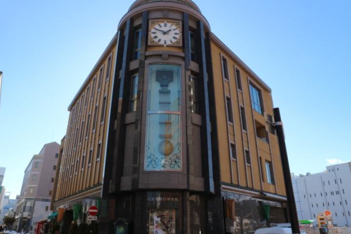 松本市時鐘博物館