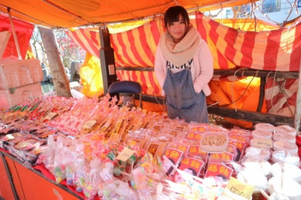 Ameichi Candy Festival: Matsumoto's Sweetest Event