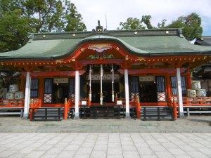 文武雙全-深志神社