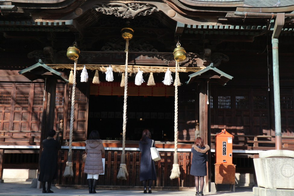 Yohashira Shrine