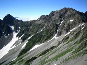 Mt. Oku-Hotakadake