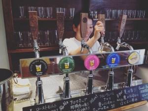 Matsumoto Brewery Tap Room(酿酒屋)