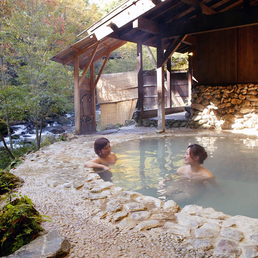Shirahone Hot Springs