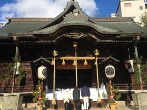 Фестиваль храма Ёхасира