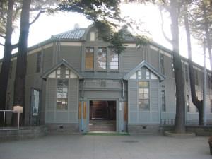 あがたの森文化会館(旧制松本高等学校)