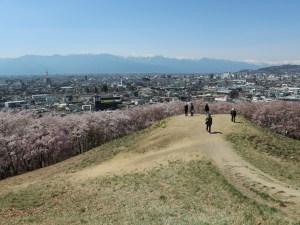 Hügelgrab am Berg Kōbō