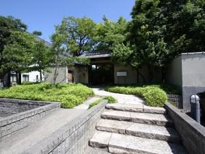 Ikegami Hyakuchikutei (Salle de cérémonie du thé)