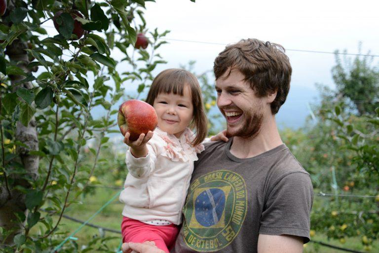 Apple Picking Starts October 1 at Yokoya Farm!