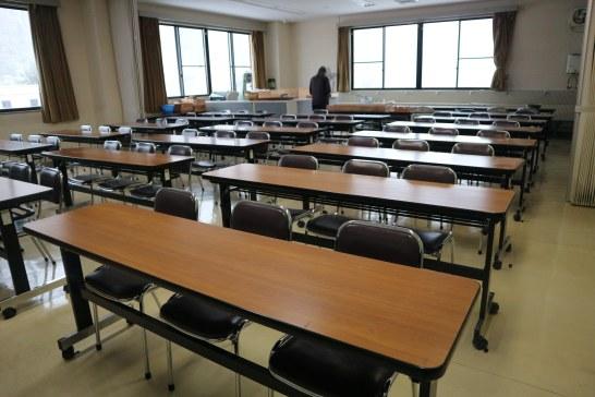 化石館教室