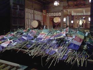 深志神社八坂祭
