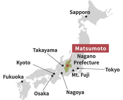 Access Visit Matsumoto