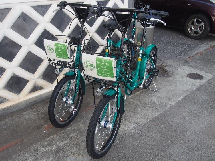 免费出租自行车