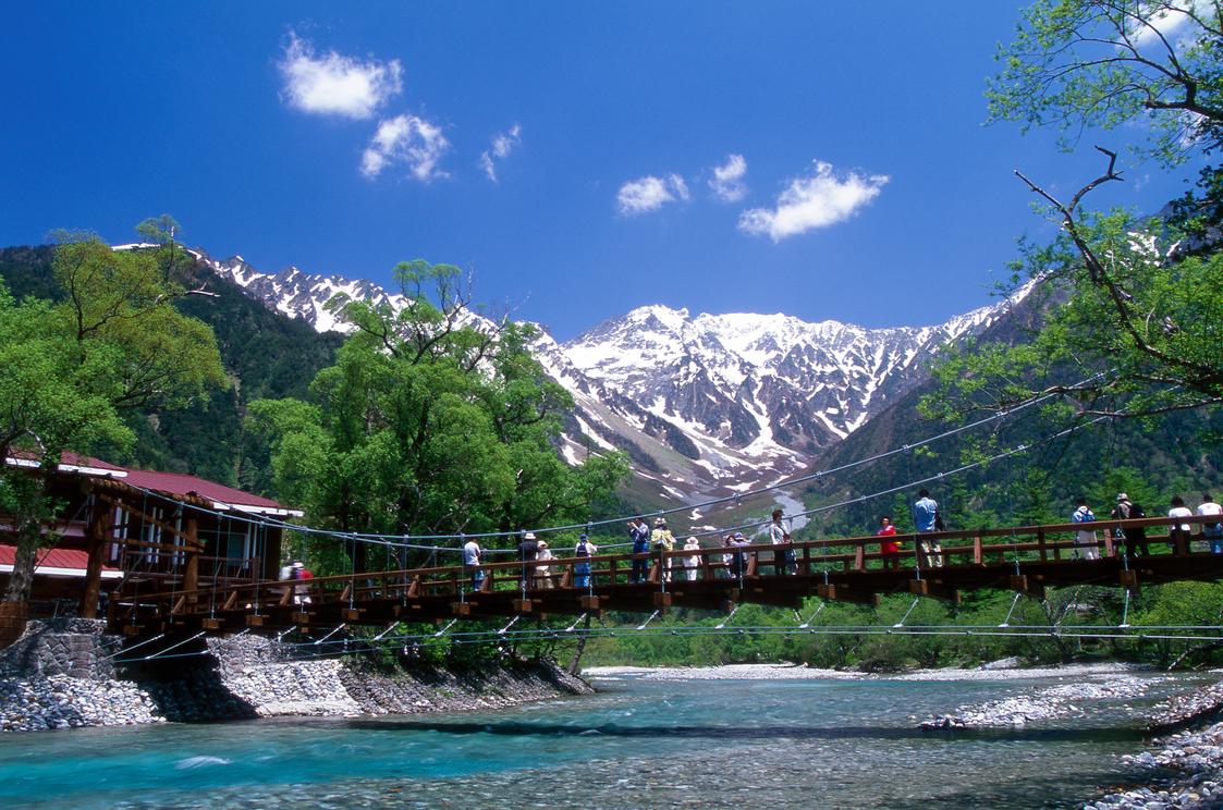 Alpes Japonaises