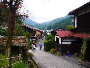 La route d'Or + Matsumoto et la région de Kiso